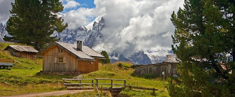 Passeggiata a Colvere verso la Malga Bocche - Moena (ph. Marcello Chiocchetti)